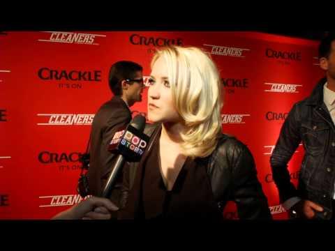 Emily Osment Talks