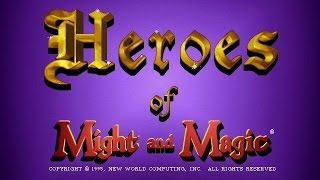 Heroes of Might and Magic 1 - A Strategic Quest [storyline]