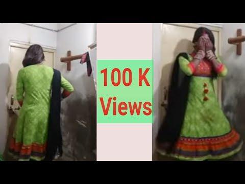 New Indian Crossdresser | Man In Ladies Dress