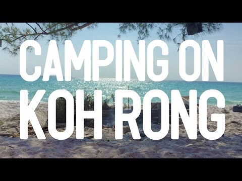 Koh Rong, Cambodia: Living Like A Castaway on Long Beach