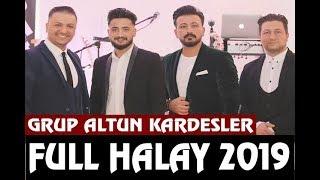 CANLI ANONSUZ FULL TÜRKCE HALAY  - FULL HALAY 2019 - BAYANDJLERE ÖZEL - GRUP ALTUN KARDESLER