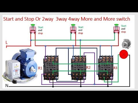 relay 14 pin installation base wiring diagram three relay 14 pin rh youtube com