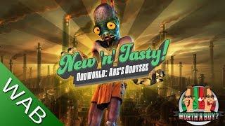OddWorld New 'n' Tasty Review - Worth a Buy?