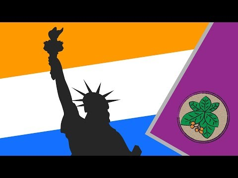 Why did the Dutch give up New York?