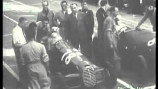 """Tazio Nuvolari: """"La Leggenda"""""""