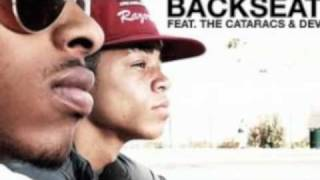 Backseat New Boyz ft. the Cataracs & Dev Clean Lyrics