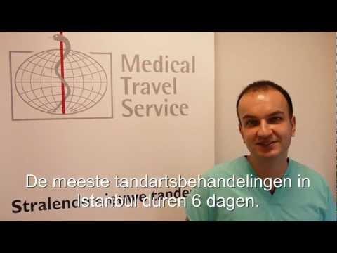 Tandartsbehandeling in Istanbul | Medical Travel Service