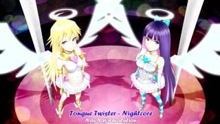 Tongue Twister - Nightcore