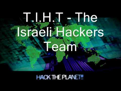 T.I.H.T - The Israeli Hackers Team By h4x0r