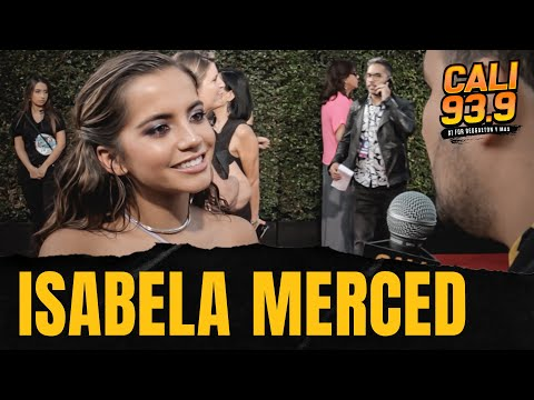 "Isabela Merced describe su canción ""Papi"""