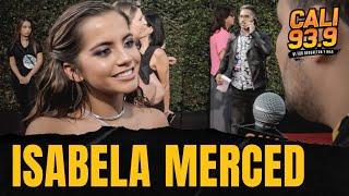 "Baixar Isabela Merced describe su canción ""Papi"""