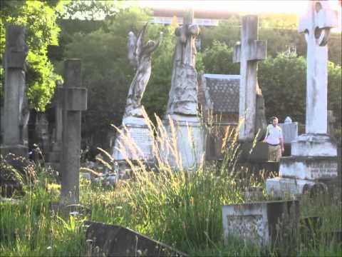 Margravine Cemetery Pictures (London W6)