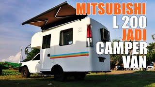 Mobil Pick Up Jadi Campervan -   Persiapan Meninggalkan Makasssar