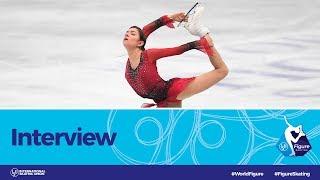 Evgenia MEDVEDEVA (RUS) | Saitama 2019 | #WorldFigure