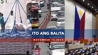 UNTV Ito Ang Balita November 12 2019