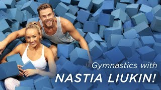Download Derek Hough's Gymnastics with Nastia Liukin | Life in Motion Mp3 and Videos