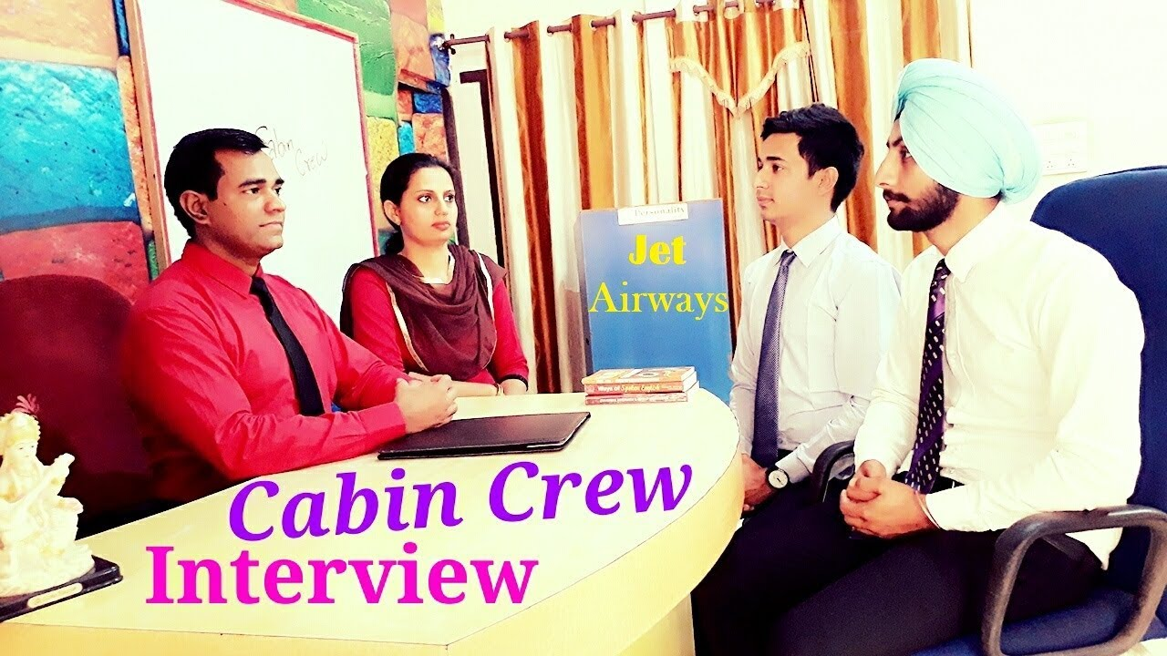 Cabin Crew Interview Jet Airways : Male Cabin Crew Interview Questions and  Answers