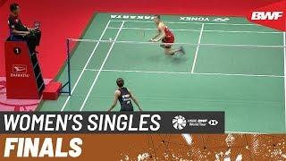 F | WS | Carolina MARIN (ESP) vs. Ratchanok INTANON (THA) [4] | BWF 2020