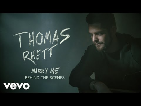 Image Description of : Thomas Rhett - Marry Me (Behind The Scenes)