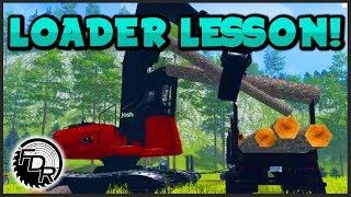 fdr logging season 1 episode 4 loader training