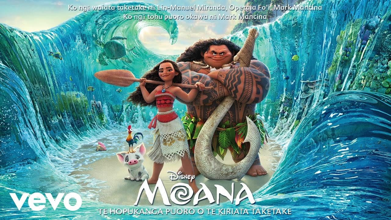 "Jaedyn Randell – How Far I'll Go (Tukuna Au) (From ""Moana""/Reprise/Audio Only)"