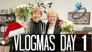 my gay moms got legally married   vlogmas day 1