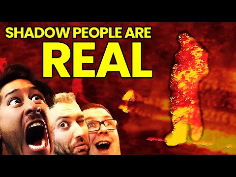 SHADOW PEOPLE ARE REAL!! | Blackout Club - Part 2