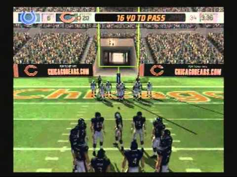 Madden NFL 07 Historic Teams Special 2006 Indianapolis Colts vs 1985 Chicago Bears