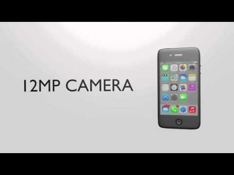 iPhone Marketing Video With Blender 2,68