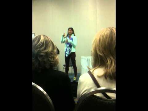 Fully Raw Kristina Speech at the Awake and Empowered Expo in Detroit