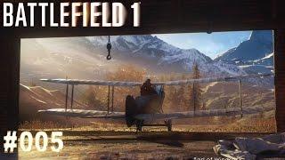 BATTLEFIELD 1 | #005 Der Testflug | Let's Play Battlefield 1 (Deutsch/German)