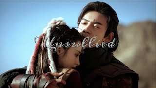 Goodbye, my princess (东宫) FMV - Unsullied (不染) [ENG SUB]