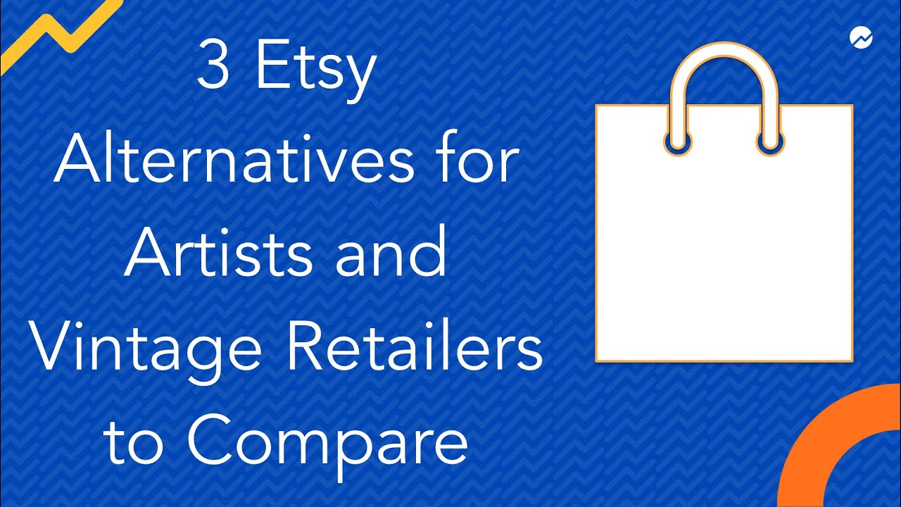 3 Etsy Alternatives for Artists and Vintage Retailers to Compare