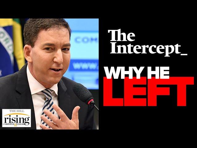 Glenn Greenwald RESPONDS: Why I Left The Intercept Over Censorship