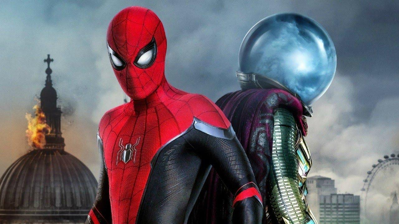 Download Spiderman far from home la película (mediafire) (descripción)