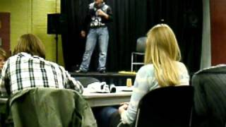 Armenian Stand Up Comedy in Utah State