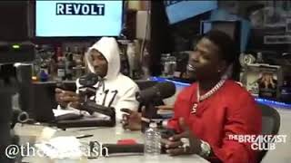 Charlemagne tha good and dj envy weird interview(Finger in the booty)