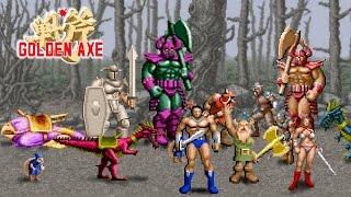Retro Gamer #1 - Golden Axe