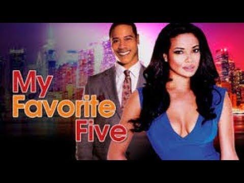 Rochelle Aytes    My Favorite Five  film hd 1080