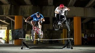 Father and Son Who Shred BMX | Ryan and Broc Raiford