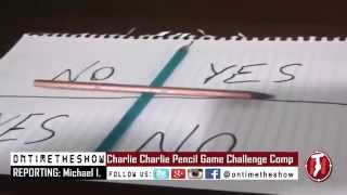 Video Charlie Charlie Pencil Game Challenge - Charlie Can we Play? Charly charly devil Game Juego [REAL] download MP3, 3GP, MP4, WEBM, AVI, FLV Juni 2017