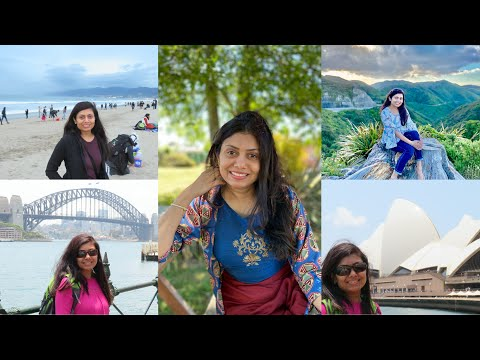 Travel Vlog Florida To Los Angles To Sydney, Australia To New Zealand | Bhavna's Lifestyle