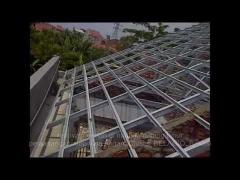 pasang atap baja ringan bekasi jasa youtube