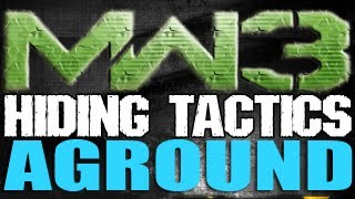 MW3 - Face Off 2v2 Hiding Tactics - AGROUND ft. KYR SP33DY