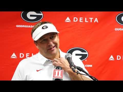 Kirby Smart Presser - Postgame - Georgia vs. Florida 2018 - October 27, 2018