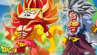 Minecraft: Who's Your Family? - FILHO DO BROLY SUPER SAYAJIN 5 DRAGON BALL SUPER