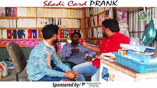 | SHADI CARD PRANK | By Nadir Ali In | P4 Pakao | 2017