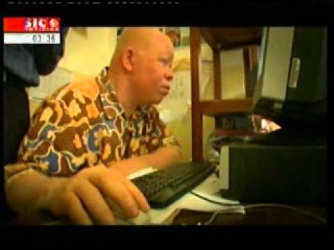Fantasmas Albinos - Tanzania