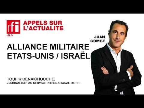 Alliance Militaire Etats-Unis / Israël