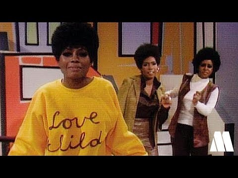 Diana Ross & The Supremes - Love Child [Ed Sullivan Show - 1968]